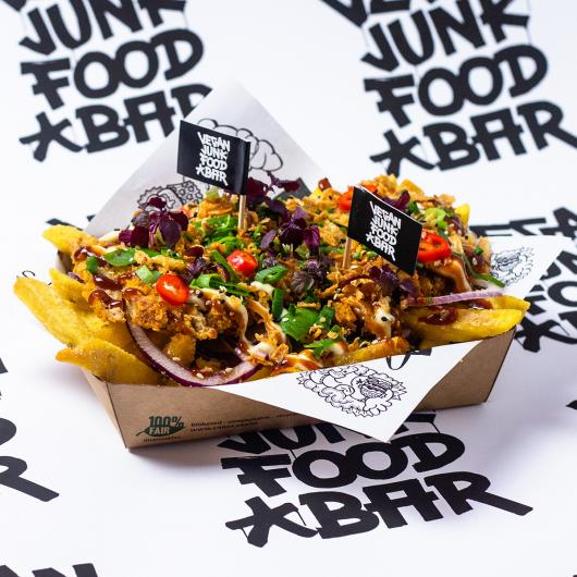 Vegan Junk Food Bar | VJFB WESTSIDE - Staringplein 22