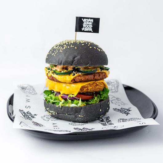 Vegan Junk Food Bar | VJFB DE PIJP - Marie Heinekenplein 9-10